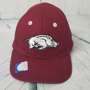 Arkansas Infant Baseball Hat